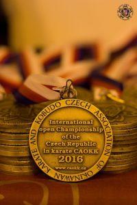 Mezinárodní otevřené mistrovství ČR CAOKK 2016 - Sokolov