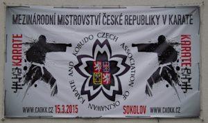 Mezinárodní mistrovství České republiky CAOKK 2015 - Sokolov