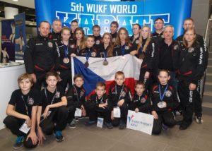 Mistrovství světa WUKF 2014 - Szczecin Polsko
