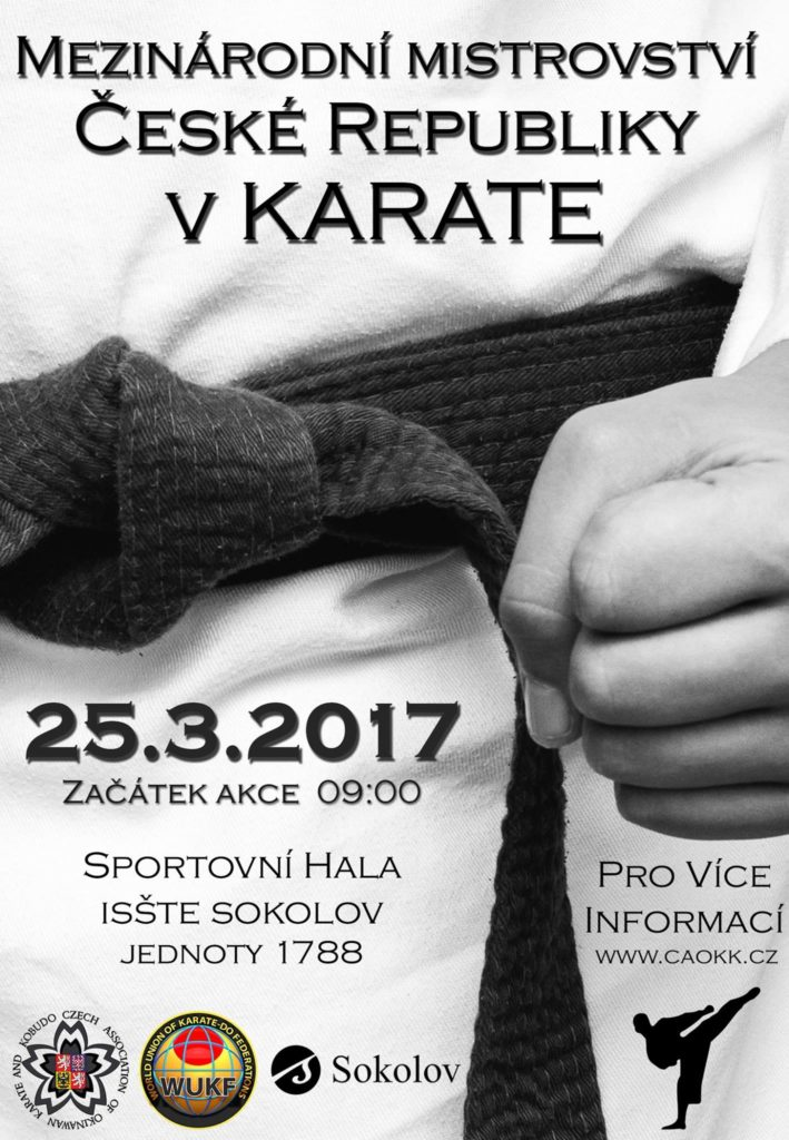 Plakát MMČR 2017 CZE