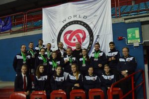 Mistrovství světa UWK 2017