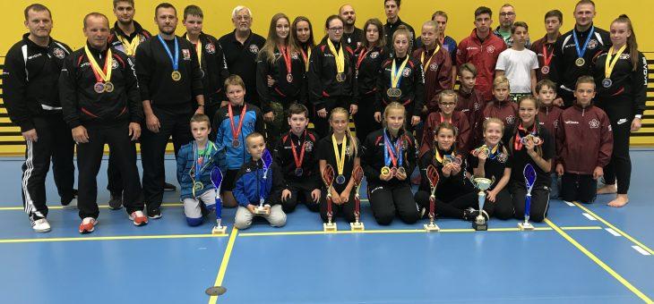 Mezinárodní Mistrovství ČR WUKF 2018 – Praha
