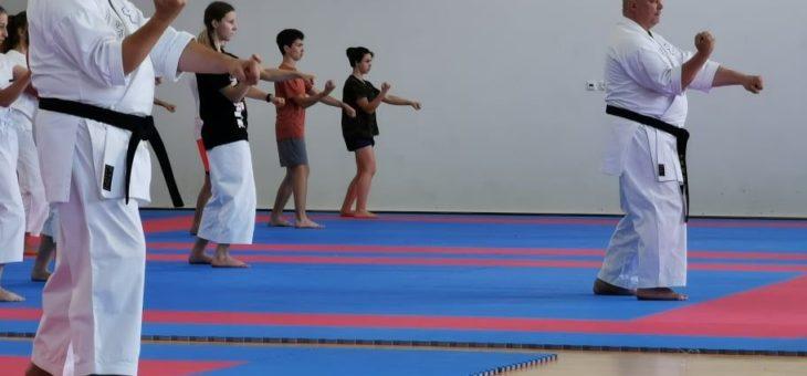 4.Československé soustředění karate