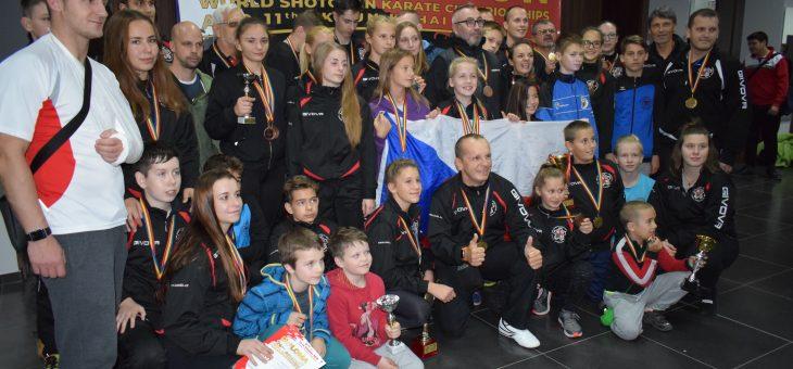 Mistrovství světa SKDUN Moldávie 2018