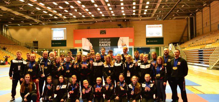 Mistrovství Evropy WUKF – Odense Dánsko 2019